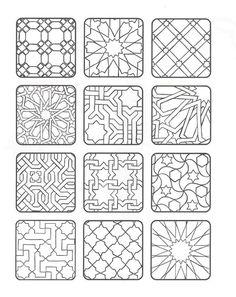 Haymarkets Geometric Designs And Patterns Design
