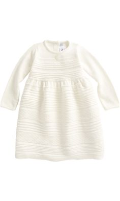 Baby Dior Chiffon Dress with Matching Knickers