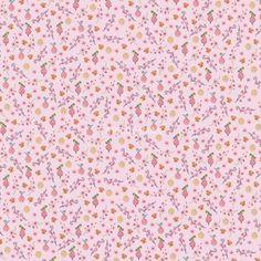 """Ein rosa """"Prinzessin Lillifee"""" Muster zeigt die Vliestapete 413106 aus der Kollektion Villa Coppenrath von Rasch. Tapeten online günstig kaufen."""