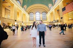Grand Central Terminal Engagement