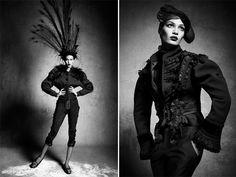 Doña Bonita (Vogue Germany 2014, via Visual Optimism