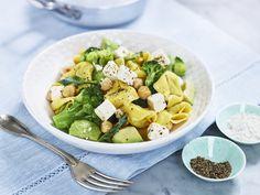 Tortellini med ost, brokkoli og avokado | Pasta