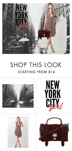 """""""Plain Jane"""" by saturn198132 on Polyvore featuring Proenza Schouler"""