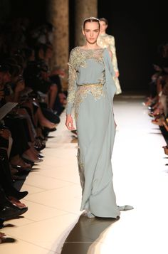 ELIE SAAB Haute Couture Fall Winter 2012-13 so elegant