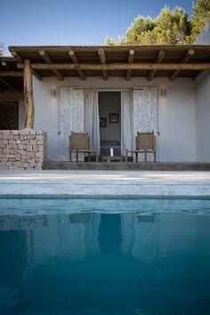 ATELIER RUE VERTE le blog: Formentera: villa à louer