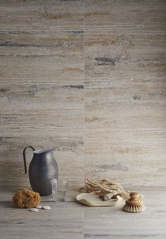 View all stone tiles and flooring available at Mandarin Stone including marble, limestone, slate, travertine & more. Limestone Flooring, Travertine Floors, Retro Vintage, Vintage Design, Ceramic Floor Tiles, Wall And Floor Tiles, Bathroom Containers, Mandarin Stone, Appartement Design