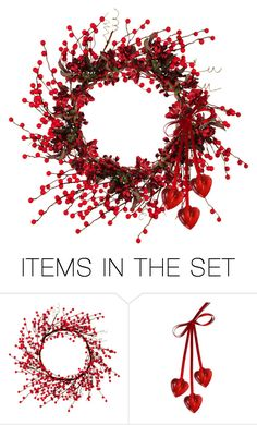"""""""Flowers & Hearts..."""" by marvy1 ❤ liked on Polyvore featuring art"""