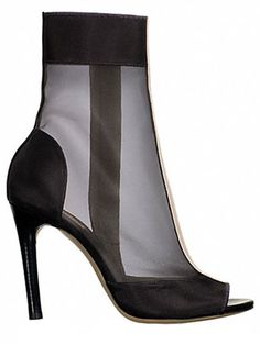 See through is Sexy if it's on your feet! #heels #style #fashion