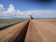 Pipeline monitoring in New Mexico