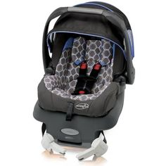 $107.99 Evenflo Serenade Infant Car Seat, Honeycomb Baja  - See More Baby Car Seats at http://www.zbuys.com/level.php?node=5911=baby-car-seats