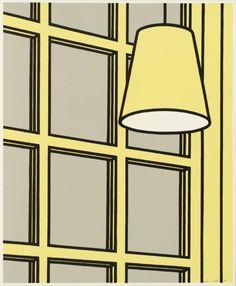 Patrick Caulfield 'Interior: Morning', © The estate of Patrick Caulfield. All Rights Reserved, DACS 2016 James Rosenquist, Michael Craig, Claes Oldenburg, Art Database, Gcse Art, Photorealism, Elements Of Art, Art Plastique, Light In The Dark