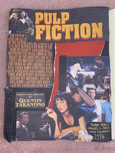 pulp fiction film journal @journalwsophie_