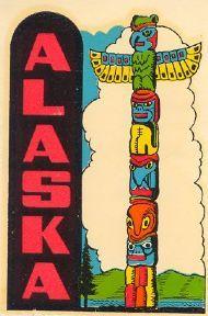 Alaska vintage