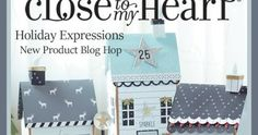 """Join 11 people right now at """"Heartfelt Sentiments: Holiday Expressions - New Product Blog Hop"""" #crafts #entertainment"""