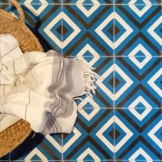 This Moroccan beauty was the start of our dream. We were looking for authentic and handmade tiles for our own Studio and found incredible craftsman in Morocco who make encaustic cement tiles using age old traditional methods.