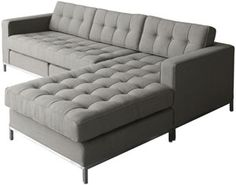 gus* modern jane bi-sectional, $2559 (might be a bit too small for our family room). can easily be configured right or left.