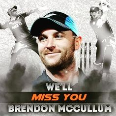 We miss u Bazz😞 Test Cricket, Cricket Sport, Brendon Mccullum, Cricket Crafts, Missing U, Virat Kohli, Fan Page, New Zealand, Classic Style