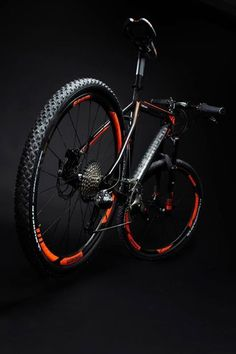 """f28fc0c39 ideas-about-nothing  """" B twin XC Pro Factory bike """" 下り"""