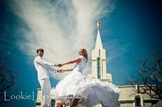 Temple weddings.