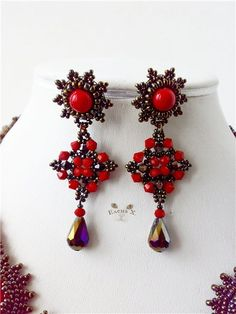 set Kamala (Ind.seriya) | biser.info - all about beads and beaded works