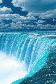 #Niagara #Falls is one of the most spectacular natural miracles of the North American continent