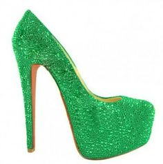 Christian Louboutin Daffodile 160mm Aurora Boreale Pumps Green Sale Outlet.Saving up to 90% off. All order free shipping.