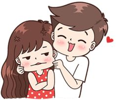 Couples cartoon Boobib Cute Couples ( For Boy ) – LINE stickers Cute Chibi Couple, Love Cartoon Couple, Cute Couple Comics, Cute Love Cartoons, Cute Love Couple, Anime Love Couple, Cute Love Pictures, Cute Cartoon Pictures, Cute Love Gif