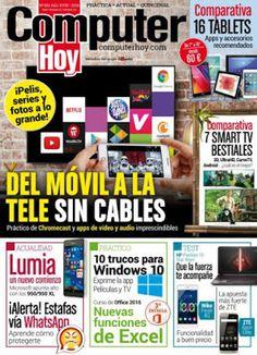 Revistas PDF En Español: Revista Computer Hoy España - 15 Enero 2016 - PDF ...
