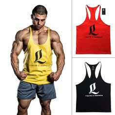 d2a65f5f3472f FuzWeb Mens Bodybuilding Clothing Stringers ZYZZ Golds Gyms Tank Top  Singlet Fitness Vest s Muscle