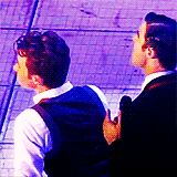 This girl has the BEST Klaine / Chris - Criss Posts I've ever seen.  Case in point, right here.  http://just-klaine-love.tumblr.com/post/40053212933/ok-heres-the-deal-a-good-month-and-some-change