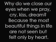 felt by heart