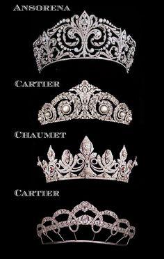 Four of Queen Victoria Eugenia's Tiaras | (1) The Ansorena F… | Flickr