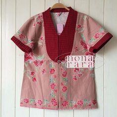 B130134 - IDR315.000 Bustline : 96cm ( L ) Fabric : Batik Encim Pekalongan