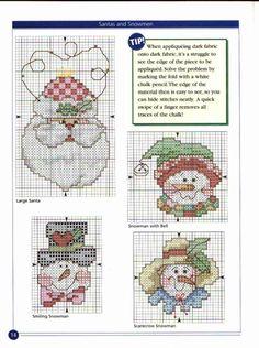 Gallery.ru / Фото #13 - 101 Christmas XS Designs - natalytretyak