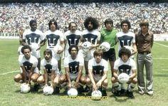 Pumas campeón 76-77