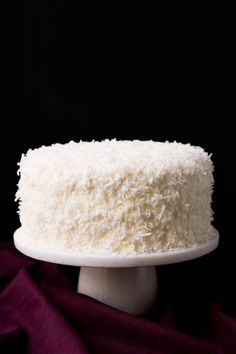 Coconut Cake Recipe With Coconut Flour.Coconut Cake With Cream Cheese Frosting And Rum Salted . Coconut Cake Recipe From Scratch {Homemade Coconut Cream . Home and Family White Cake Recipe With Oil, Cake Recipes With Oil, Cake Recipes From Scratch, Coconut Desserts, Coconut Recipes, Healthy Dessert Recipes, Delicious Desserts, Coconut Cakes, Best Coconut Cake Recipe Ever