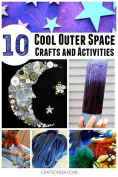 10 cool outer space