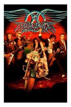 Aerosmith Premium Poster