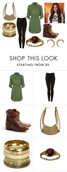 """""""Thalia - Irish Step Dance"""" by mj-hipster-girl ❤ liked on Polyvore featuring Topshop, Ash, Fiona Paxton, Wet Seal and Vince Camuto"""