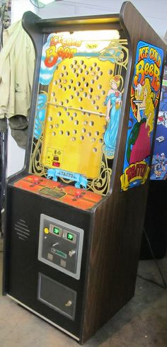 Ice cold beer arcade for sale