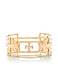 Skinny Ashley Cuff | Womens Bracelets | ToryBurch.com