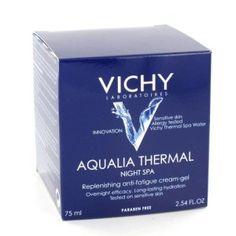 VICHY AQUALIA SPA MASCARILLA NOCHE 75 ML Rostro, Belleza e higiene, Salud, en Neurika encontrarás los precios claros