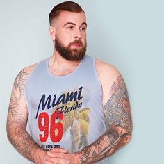 In March, London agency Bridge Models started the 1st plus size men's division in the UK. We chat with model Ben Whit and agency Director Charlotte Griffiths about bigger men in fashion, whether we can expect more body types in plus men's fashion, and what they look for when hiring new models: http://chubstr.com/style/ben-whit-plus-size-male-model-interview/
