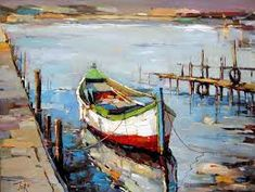 Image result for masters painting boats
