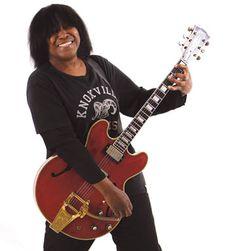 Joan Armatrading... legendary singer, songwriter and guitarist ...