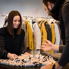 Good, personal advice for our customers is particularly important to us. We pay attention to this both in our shop in Kitzbühel and in our Onlineshop. Us Shop, Pay Attention, Advice, Shopping, Fashion, Moda, Tips, Fashion Styles, Fashion Illustrations