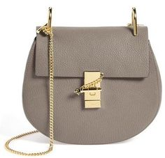 Chloé Drew Leather Crossbody Bag ($1,850)