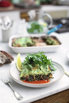 Super Greens Cannelloni | Jamie Oliver | Family Super Food