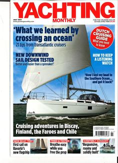 Yachting Monthly (July 2017)