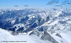 Teram Kangri Peaks Climbers, Mount Everest, Mountains, Nature, Travel, Naturaleza, Viajes, Destinations, Traveling